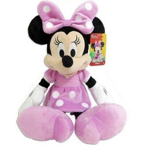 "Disney Plush Stuffed Toy - 25"" Minnie Mouse, Pink"